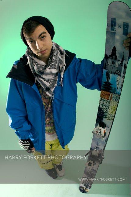 Chris c portrait