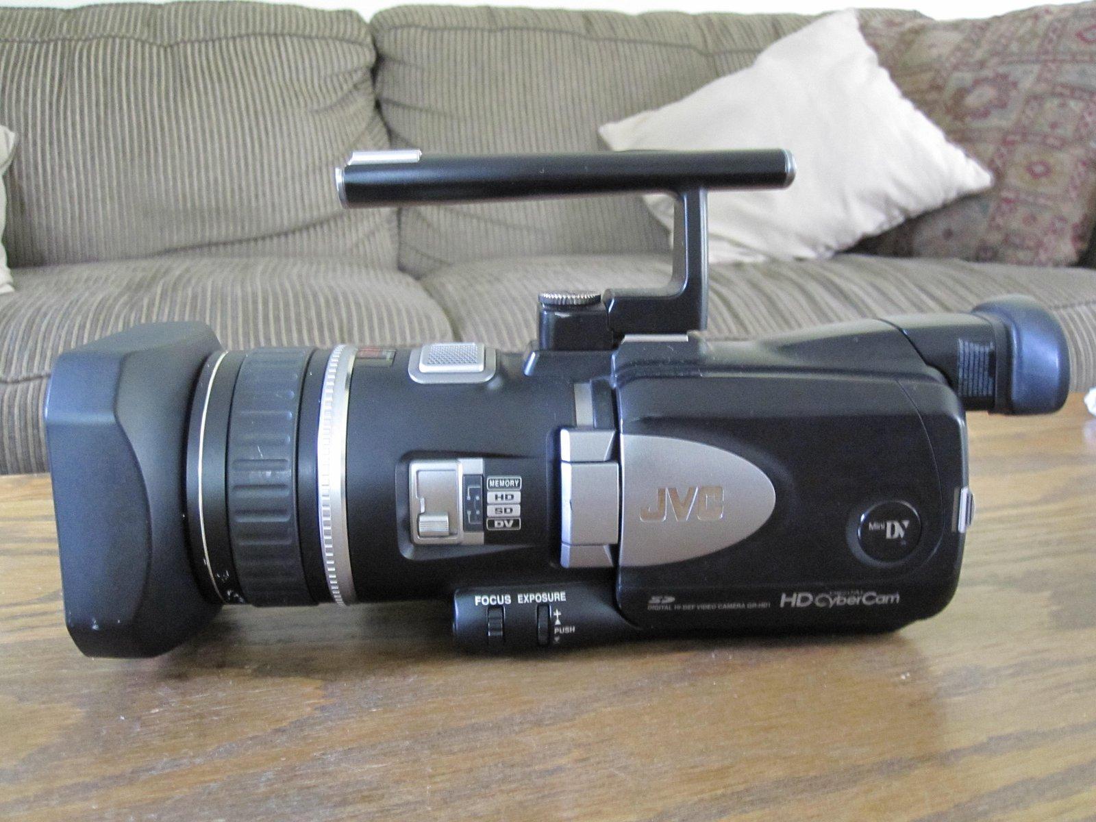 #1 camera