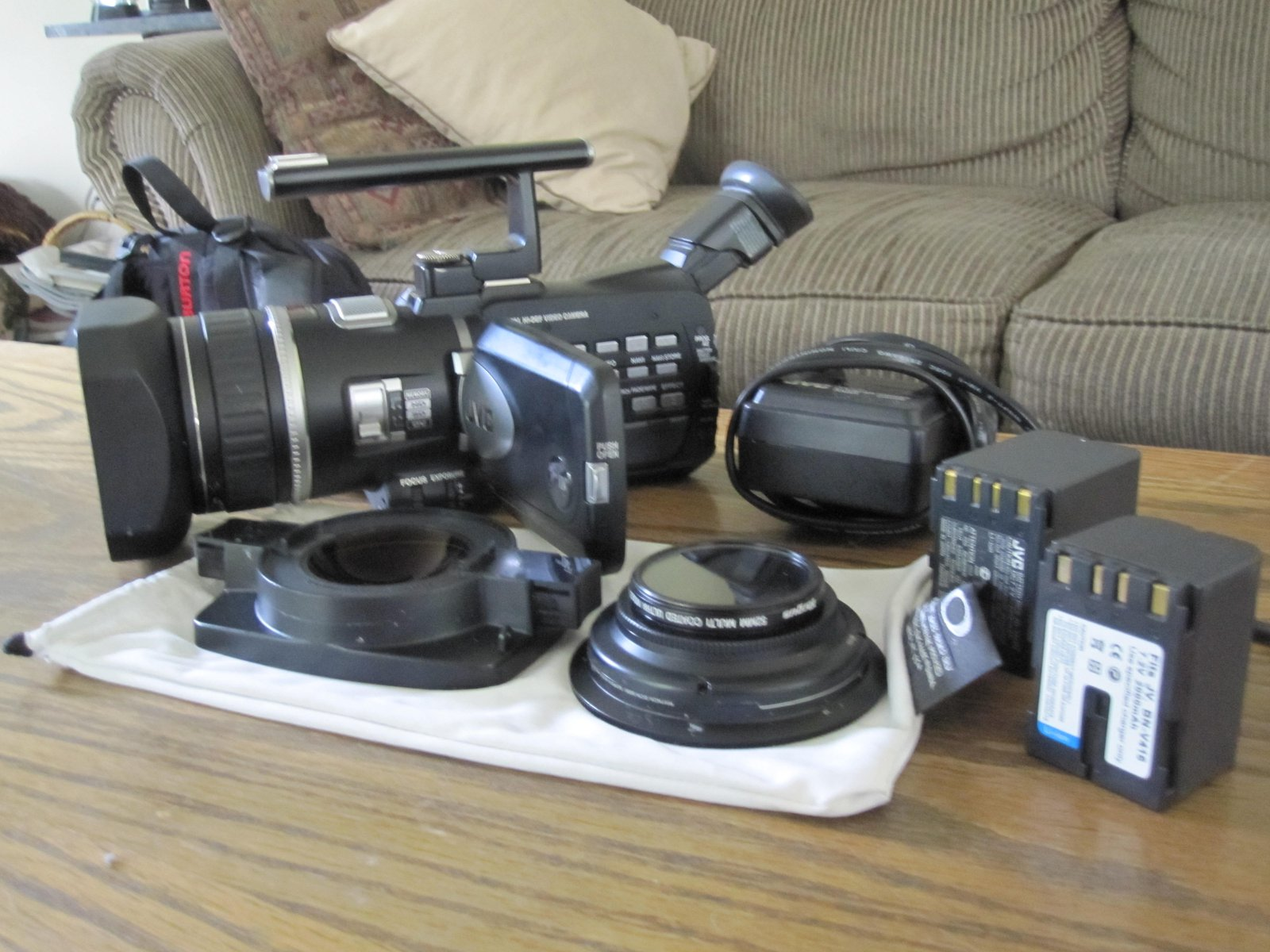 #11 camera set up