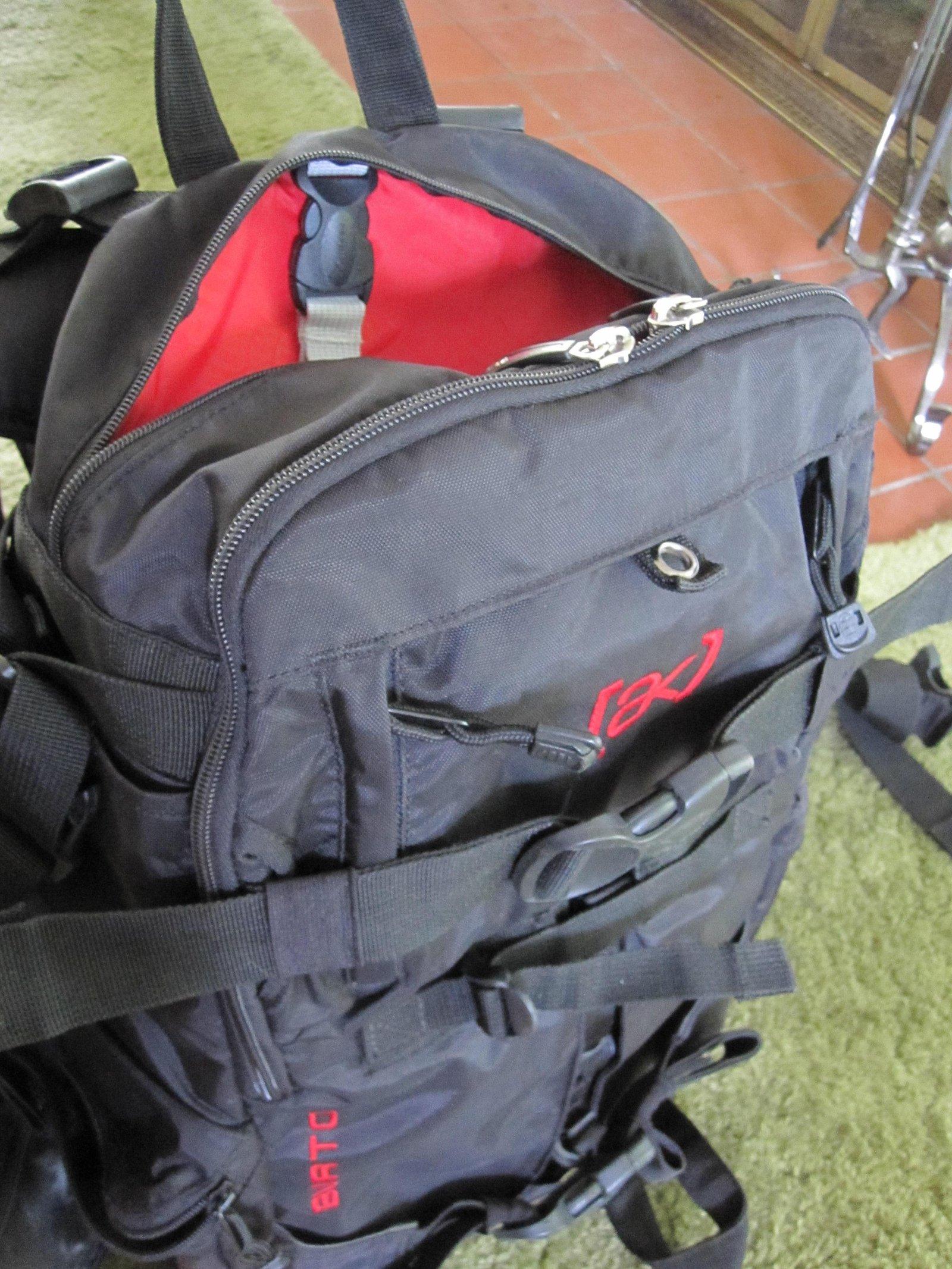 #14 camera backpack