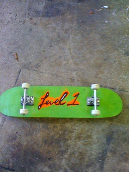 Level 1 Skateboard