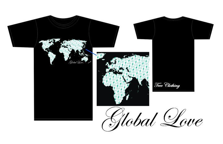 Tree global tee