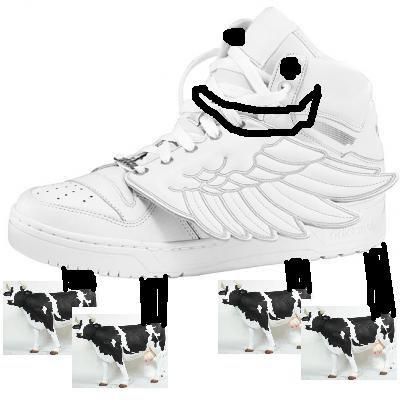 Shoecow