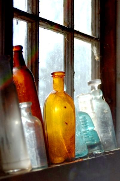 Some old bottles