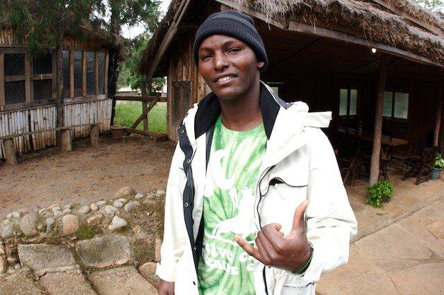 Chile Campers in Kenya