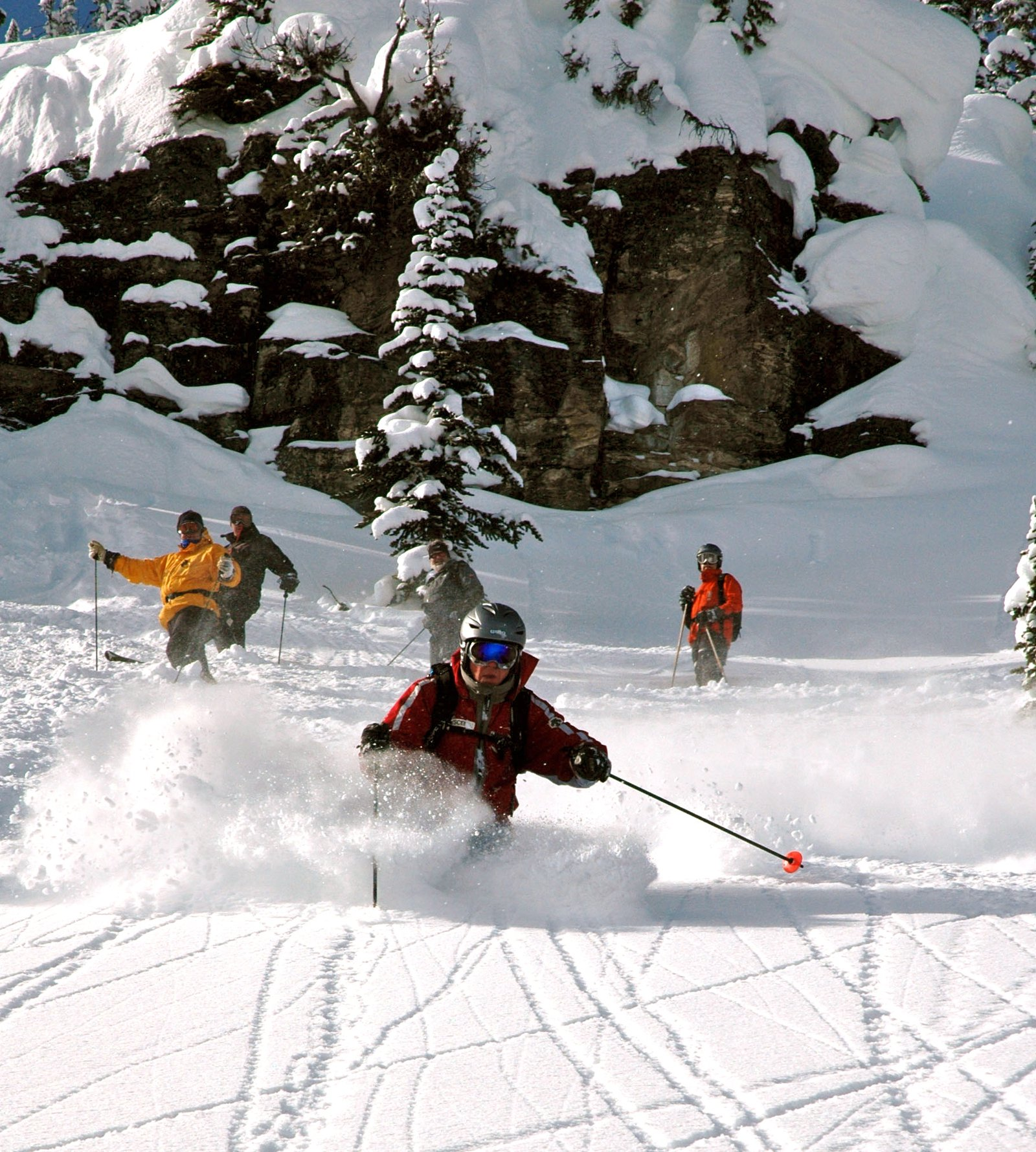 Pow in BC