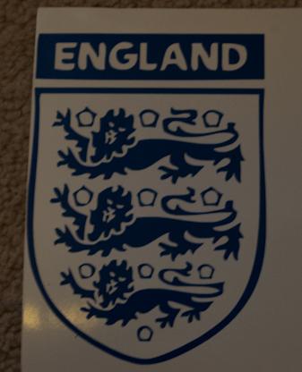 England Diecut