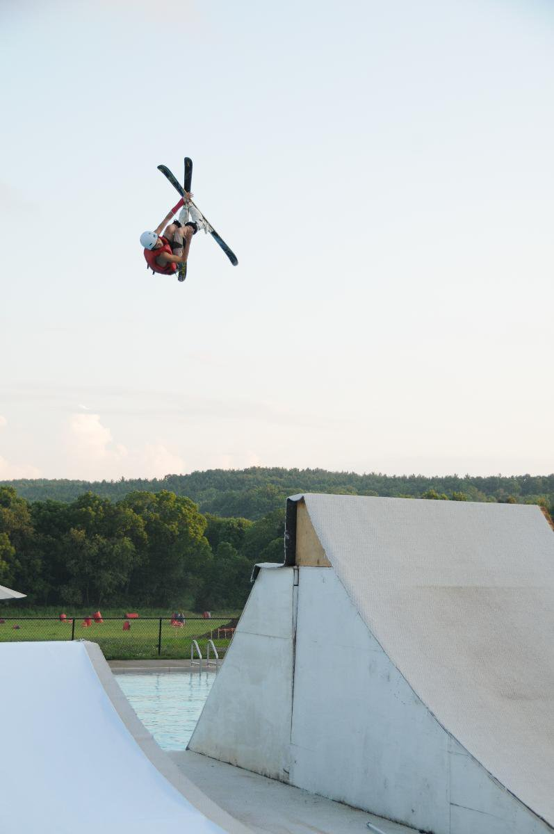 Nick Goepper at Ohio Dreams Summer '09