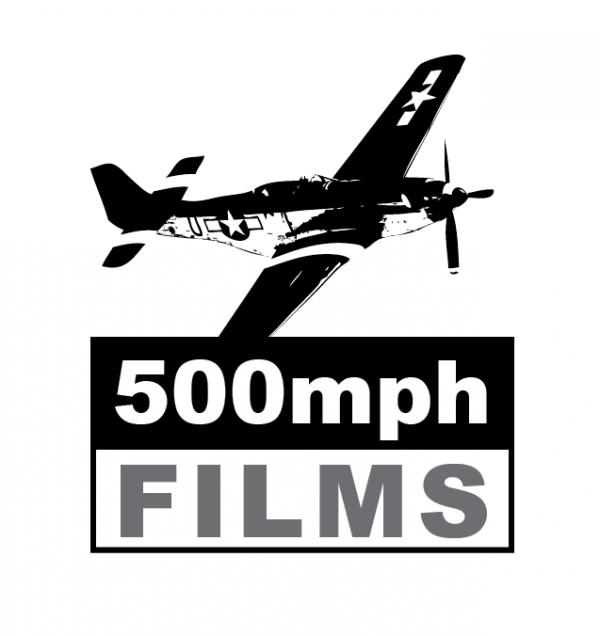 500mph Films, Logo