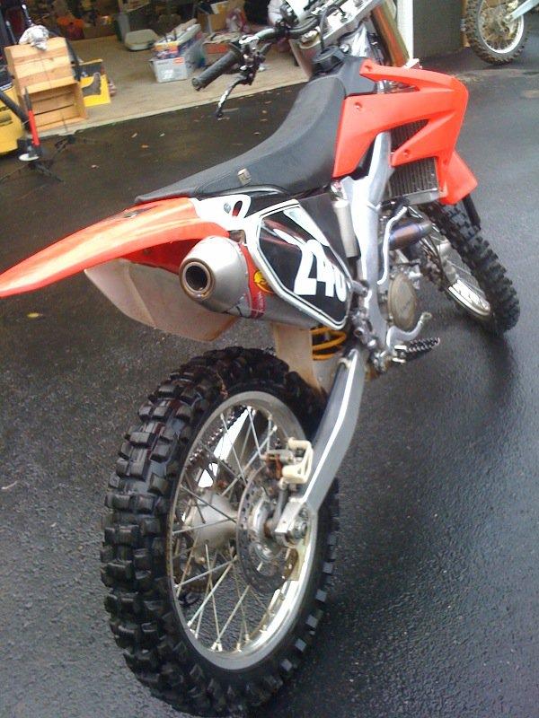 My 250