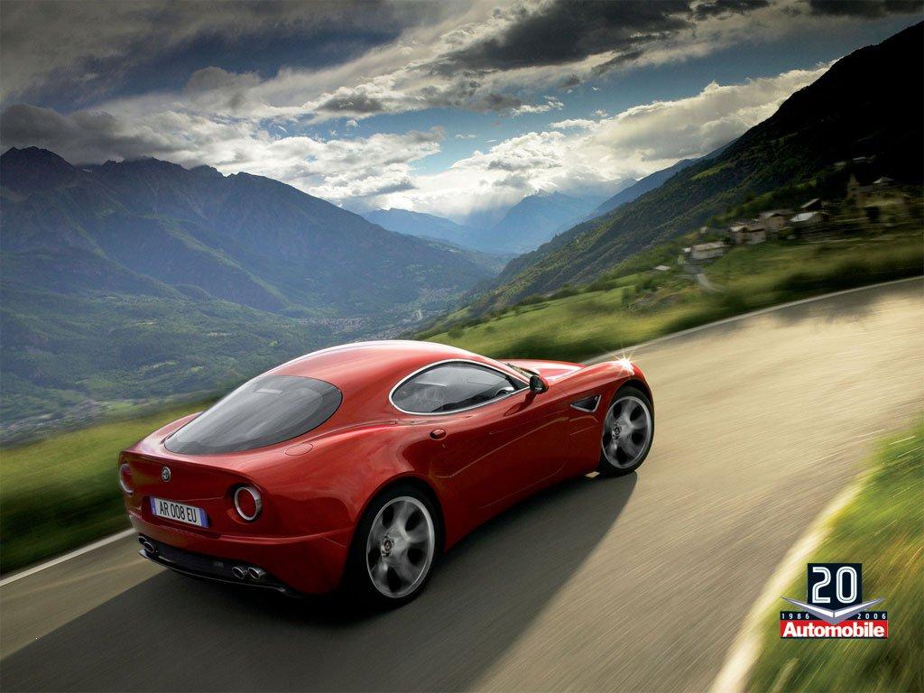 Alfa Romeo 8x