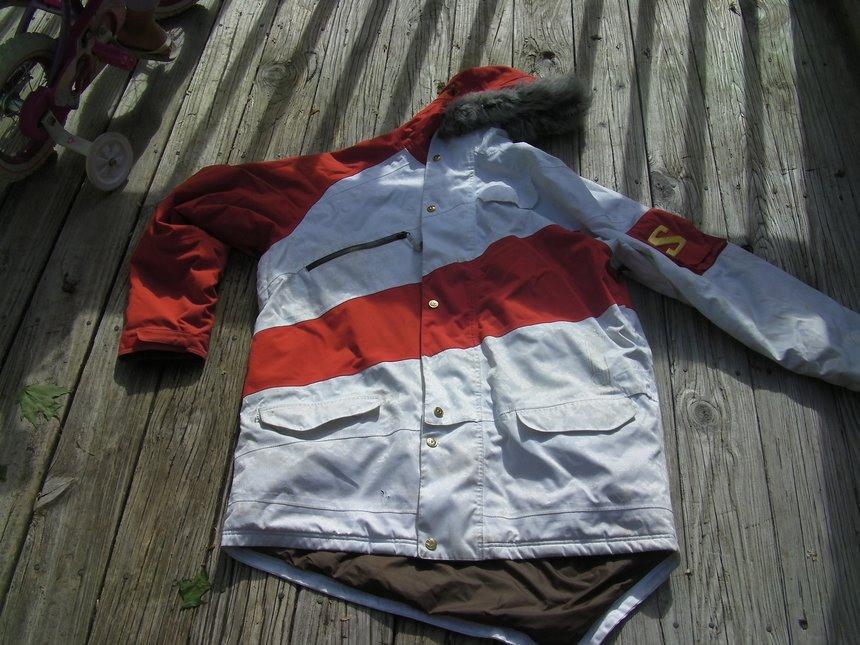 G jacket