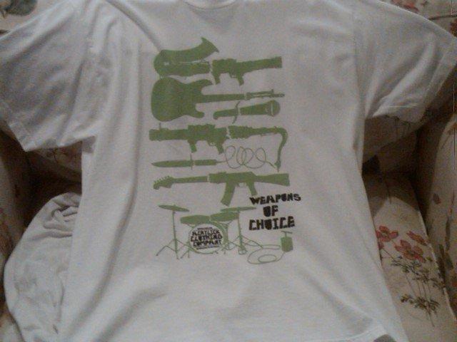 Acrylick shirt