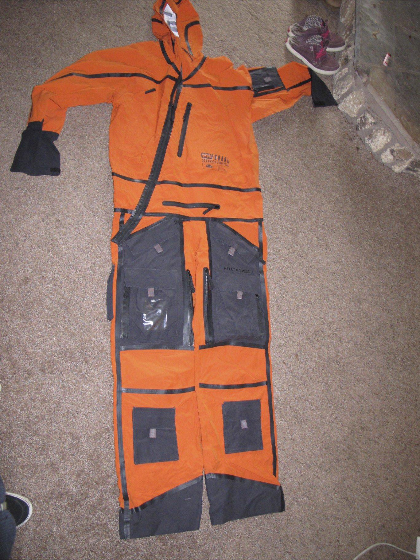 2010 Survival Suit