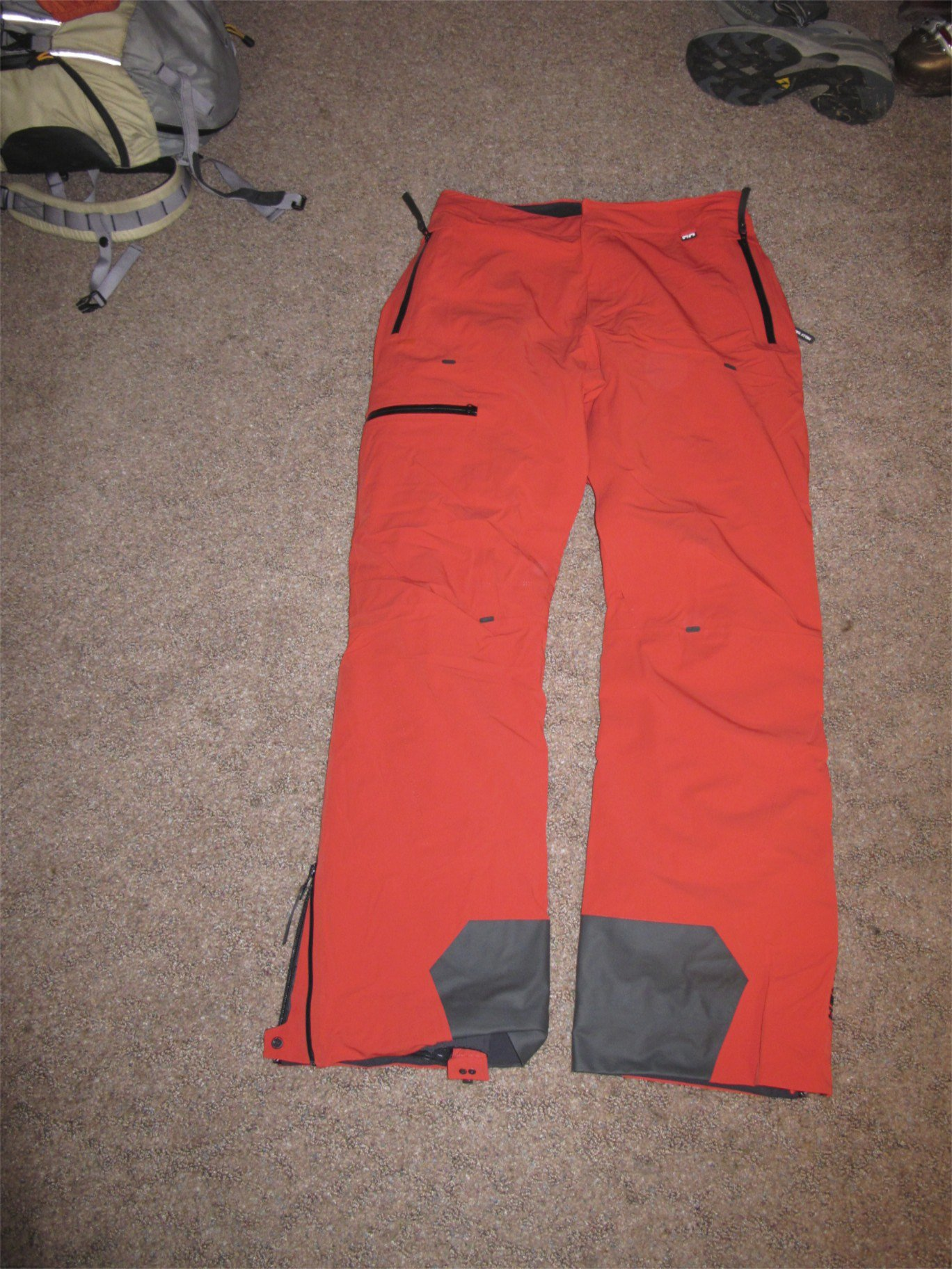 Atlas Flow Down Pant
