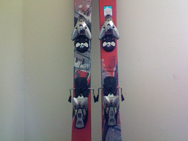 Salomon S810 Ti Bindings