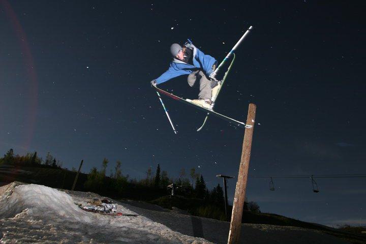 Moonlight jump 2
