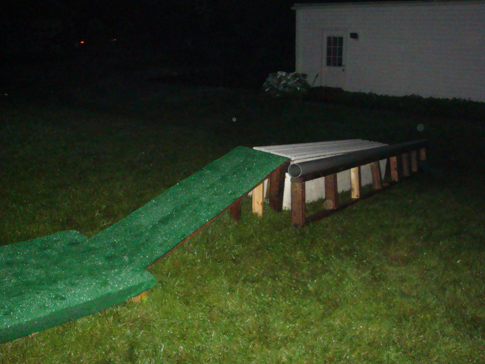 Backyard help