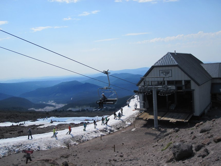 Timberline Lift