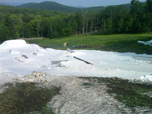 Stratton's Mountain Mayhem!