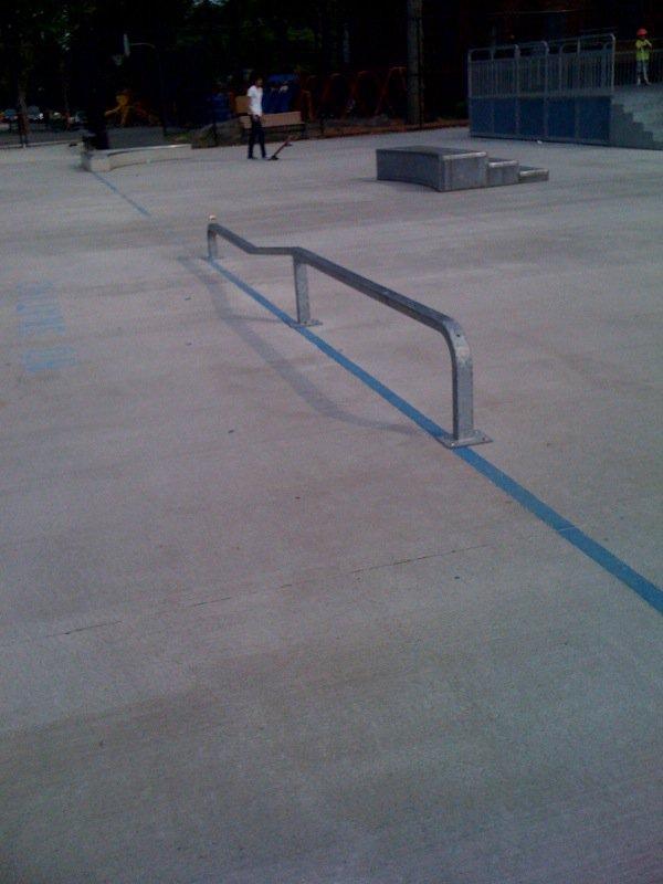 Fdf at skate park