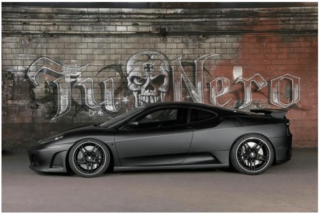 Novitech rosso tuned f430
