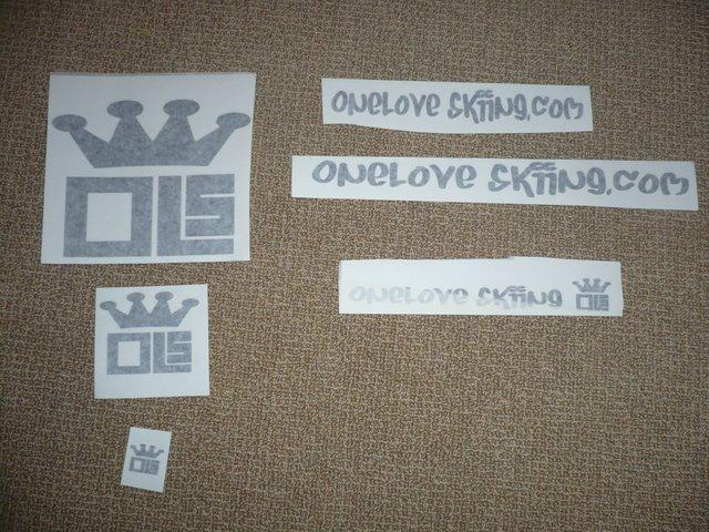 OLS Sticker Styles