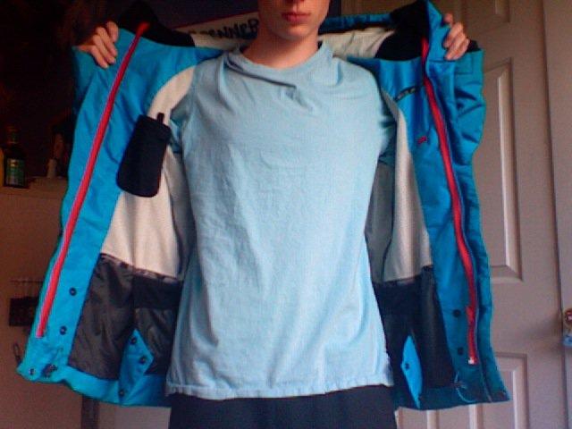 Oakley jacket1
