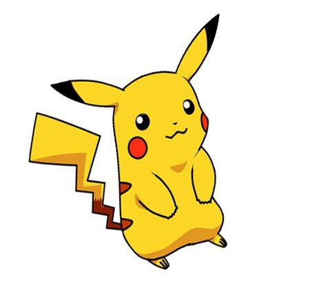 Pikachu afterbang