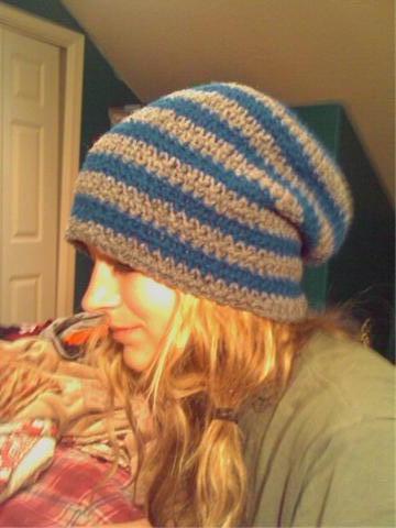 Hat i made