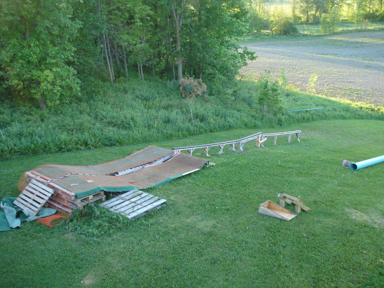 Summer Setup Finished