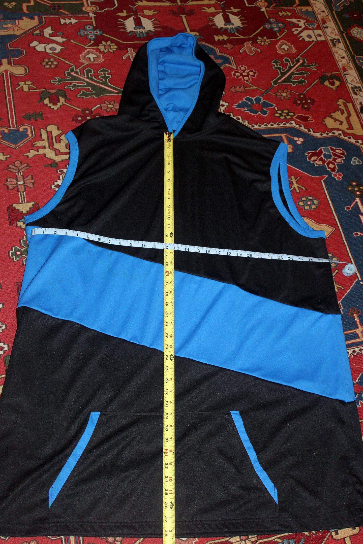 Tall vest
