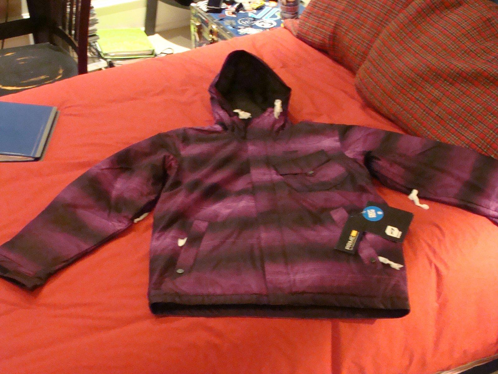 Orage Baldwin Coat Large (Casabon Coat)