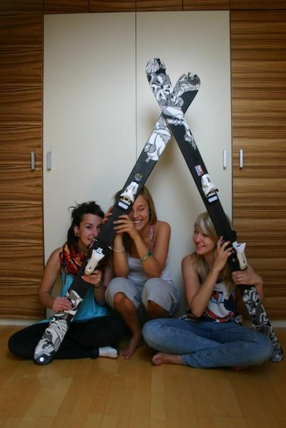 The FAM... my GIRLS
