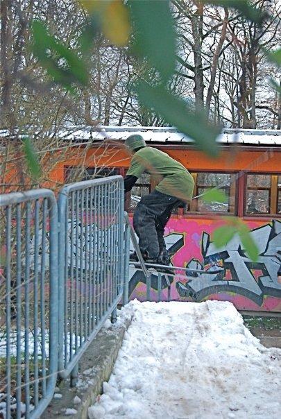Handrail Le Lignon