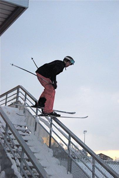 Handrail Bons