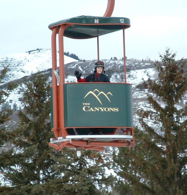 Canyons Transport box thingamajigger