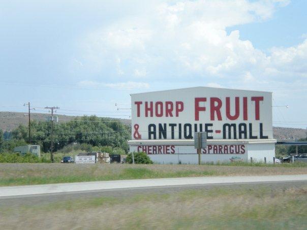 Thorp Fruit