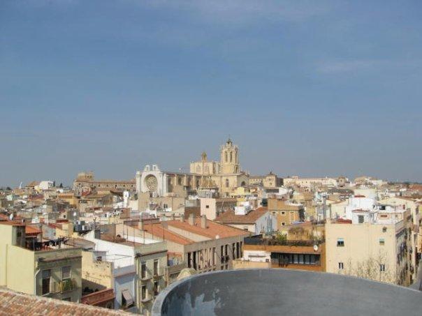 Cool Town in Spain