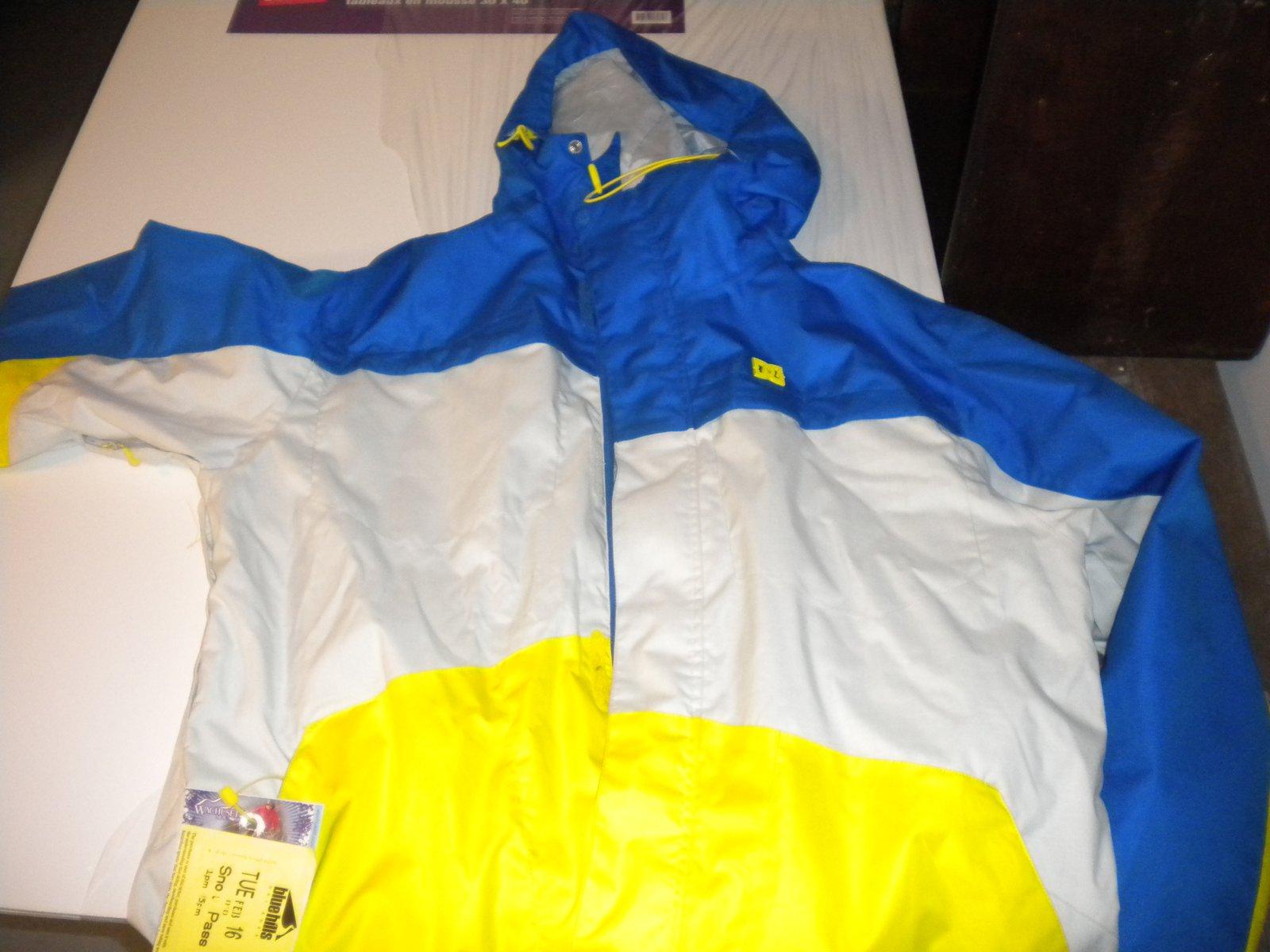 Dc jacket fs