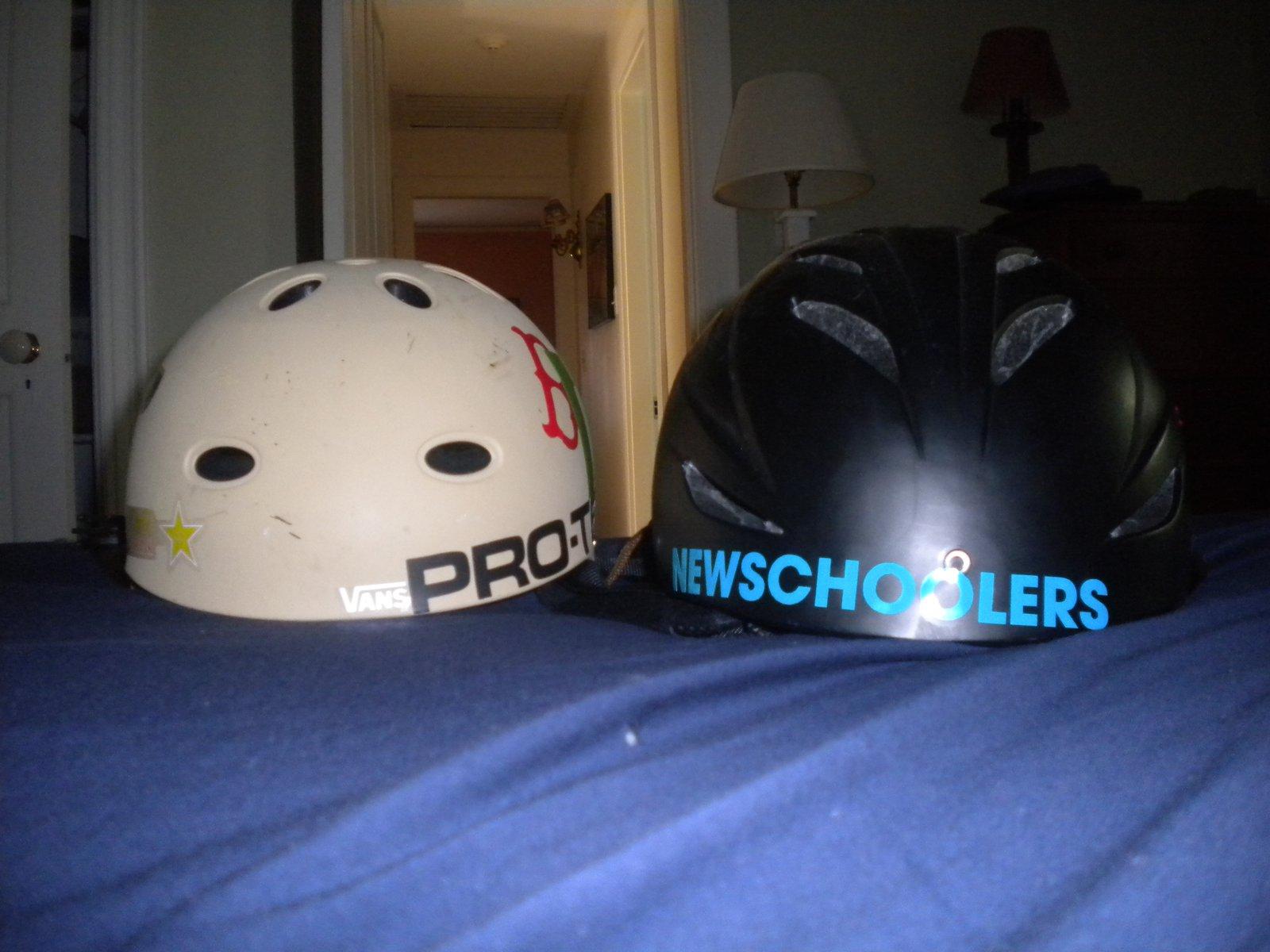 Helmets fs