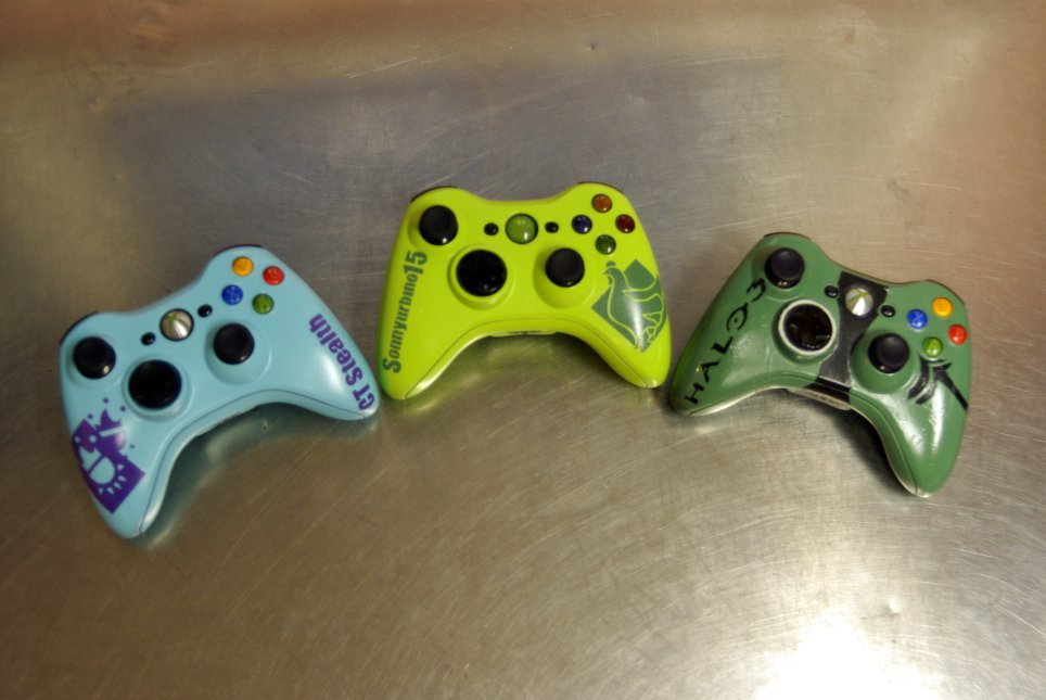 Controllers 1.