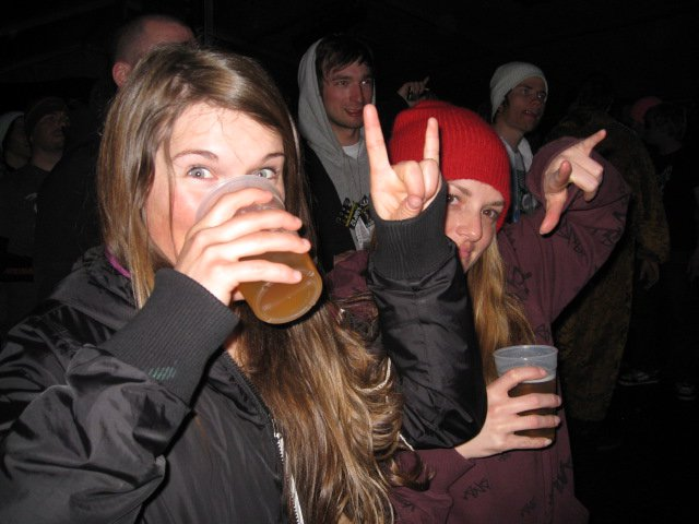 Everyone loves metal!