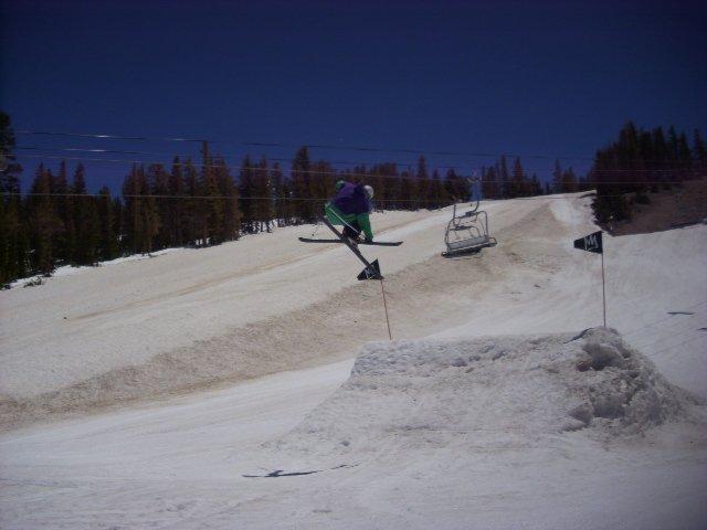 Bottom jump