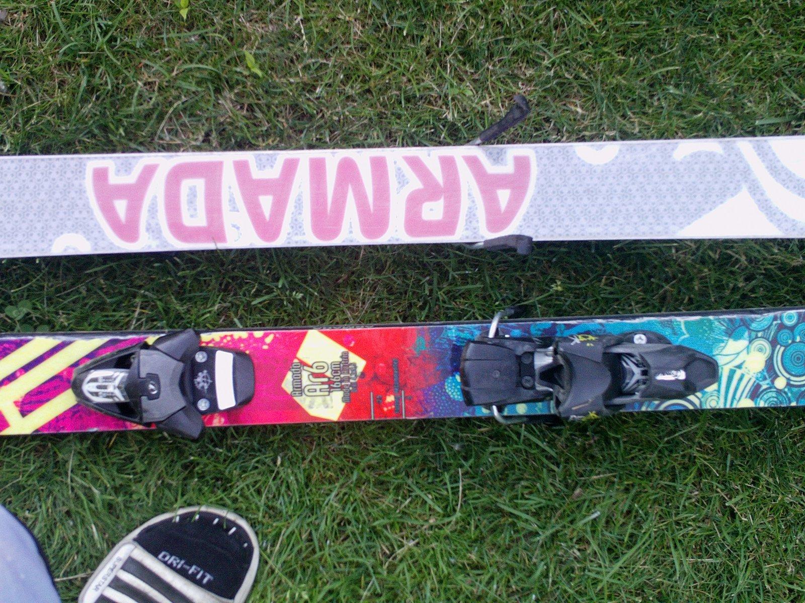 Ski for sale - 1 of 2