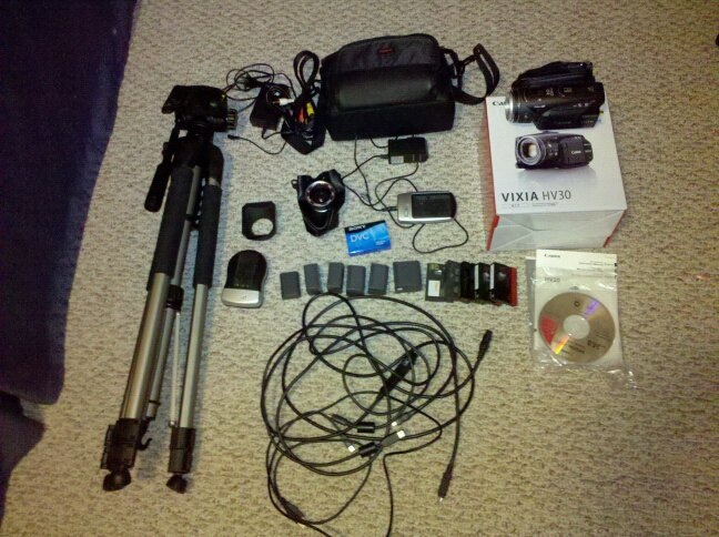 Camera Lot For Sale
