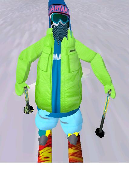 My Jibbin character