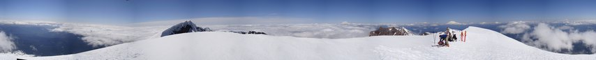 360º pan from the top