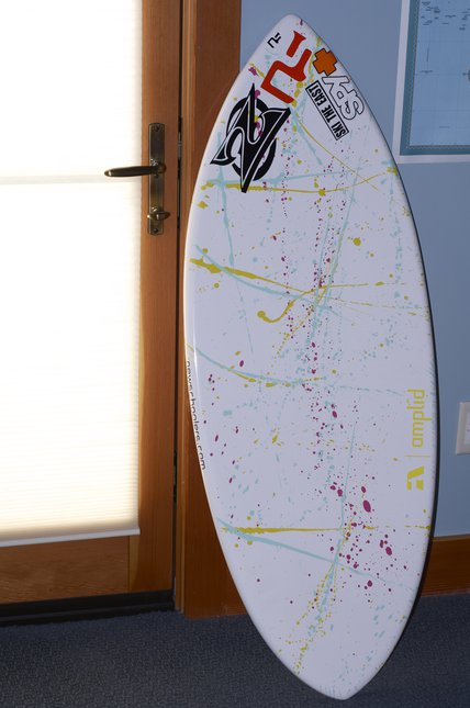 New Skimboard