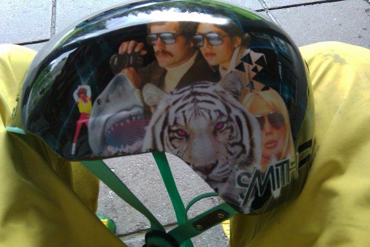New Smith Maze Helmet